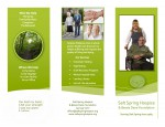 Our Salt Spring Hospice Brochure