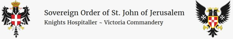 Sovereign Order of St Johns